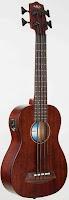 Kala Rumbler Bass Ukulele