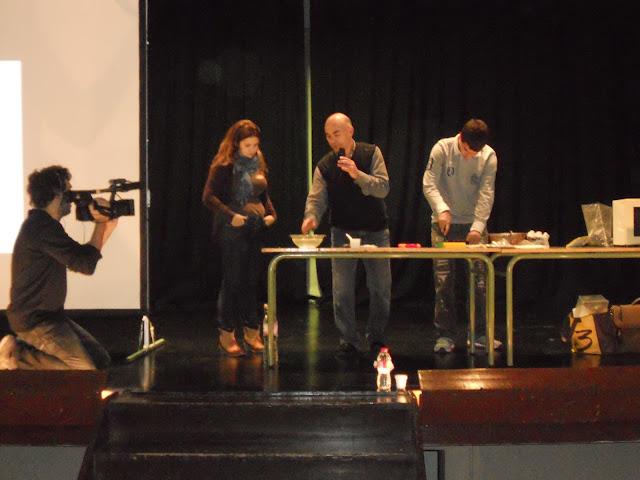 Conferència: Ciència i cuina