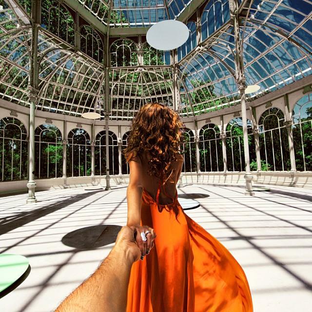 #執妳之手帶妳環遊全世界:以《Follow me》為主題拍出創意旅行照 4