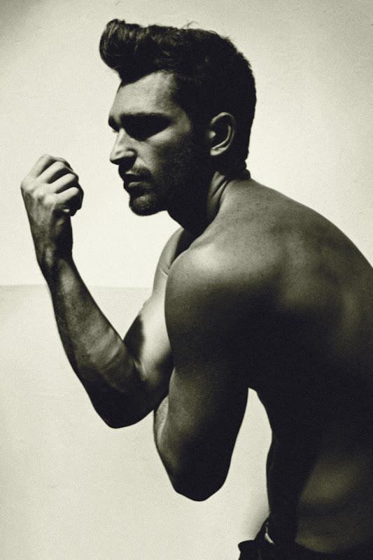 Matt Miller @ Ice/Kult by Jonathan Quipo for Vogue Italia