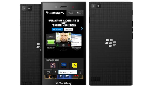 BlackBerry Jakarta / BlackBerry Z3 - Spesifikasi Lengkap dan Harga