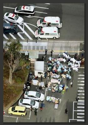 Tsunami 2011 Pictures