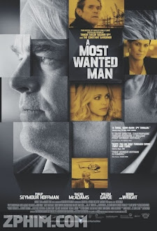 Truy Nã Gắt Gao - A Most Wanted Man (2014) Poster