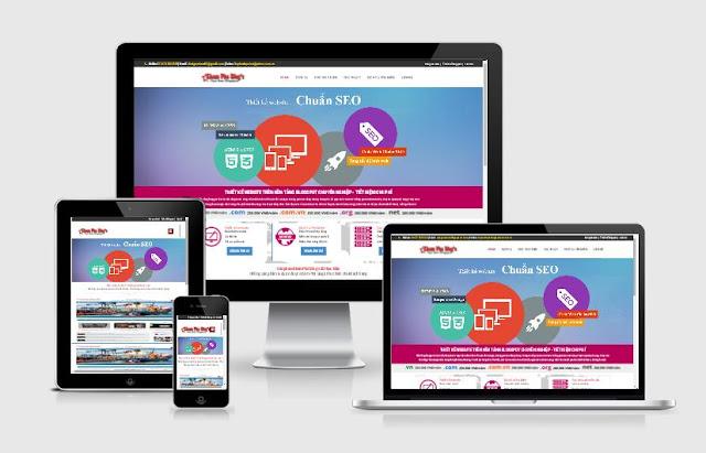 Template blogspot Responsive dịch vụ thiết kế chuyên nghiệp