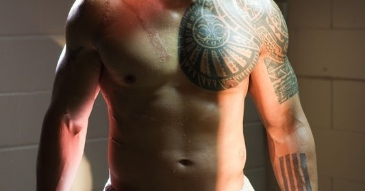 Tattoos Mania Dwayne Johnson Tattoos The Rock Tattoos Faster Movie