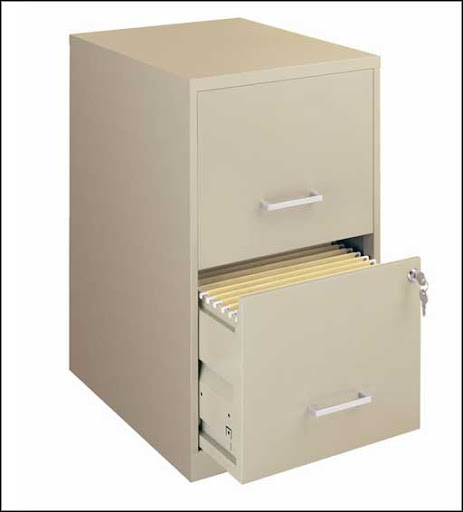 Hirsh Office Basic 2 Drawer Vertical Cheap File Cabinets