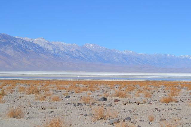 Долина Смерти (Death Valley National Park, CA)