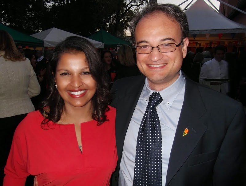 Usha Gopie, Primo Segretario Affari Politici e GuidOlanda