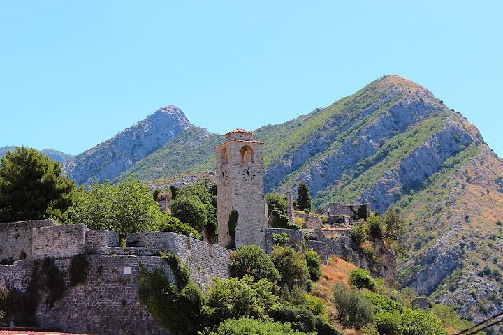 Путешествия: Черногория-2012 глазами новичка (Часть 9) — Бар. Развалины древнего города