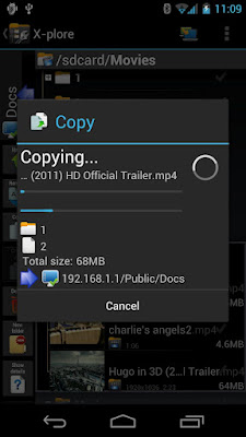 X-plore File Manager v3.03 Android