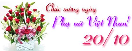 Những bài thơ chúc mừng ngày phụ nữ Việt Nam 20-10
