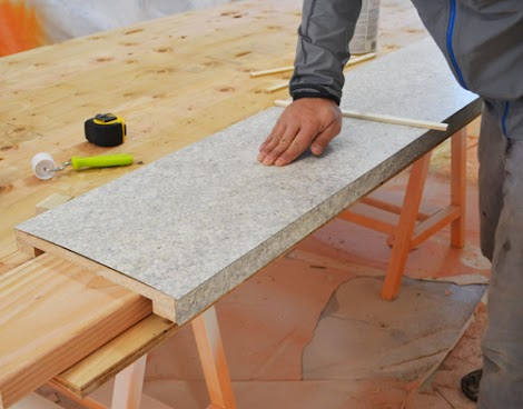 Diy Ing A Laminate Countertop Ana White