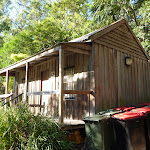 Information centre at Carnley Reserve (399301)