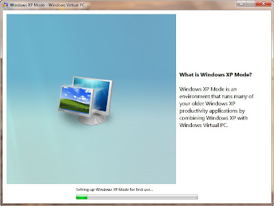 xp6 Cara menjalankan Windows XP di dalam Windows 7 (3)