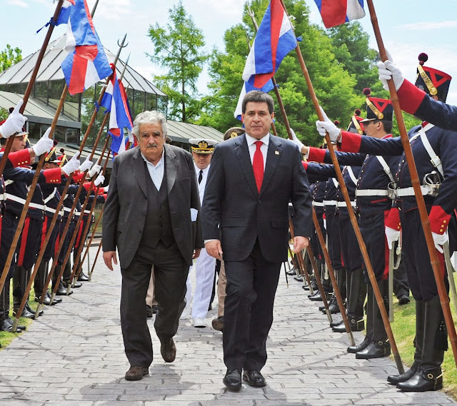 Paraguayan President Cartes makes diplomatic headway