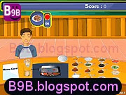 طبخ العاب البنات ومطعم الوجبات السريعه والبهارات 2011
