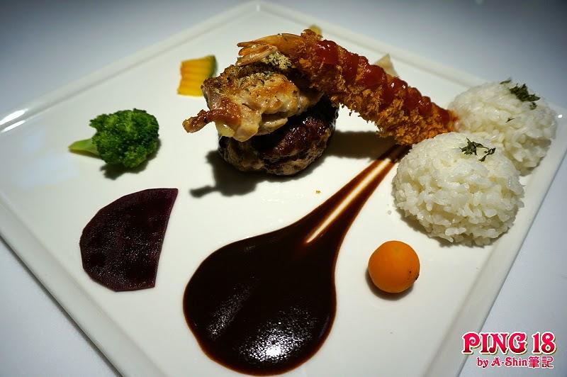 DSC06480 - 【熱血採訪】Ping 18 Bistro 新日法輕食| 異國料理推薦,有聽過Ping18嗎?跟我一起來大墩18街吃美食~(已歇業)