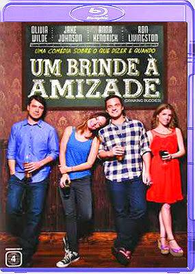 Filme Poster Um Brinde à Amizade BDRip XviD Dual Audio & RMVB Dublado
