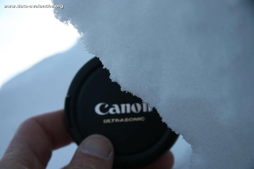 Avalanche Haute Maurienne, secteur Pointe de Méan Martin, La Met. RD 902 - Photo 1