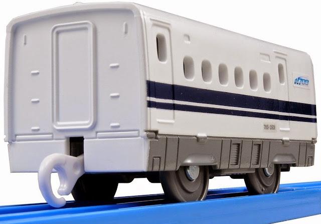 Hình ảnh Toa tầu hỏa KF-07 Series N700 Shinkansen