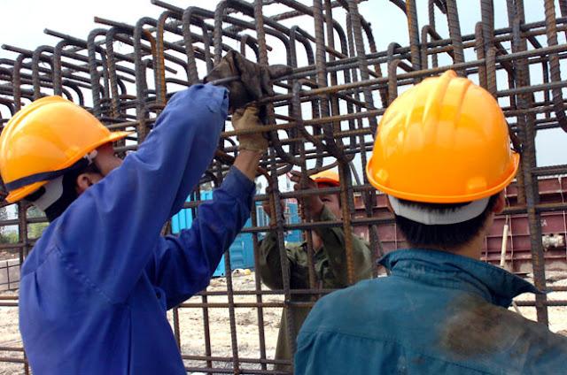 Đơn hàng chế tạo cốt thép cần 6 nam làm việc tại Fukuoka Nhật Bản tháng 08/2017