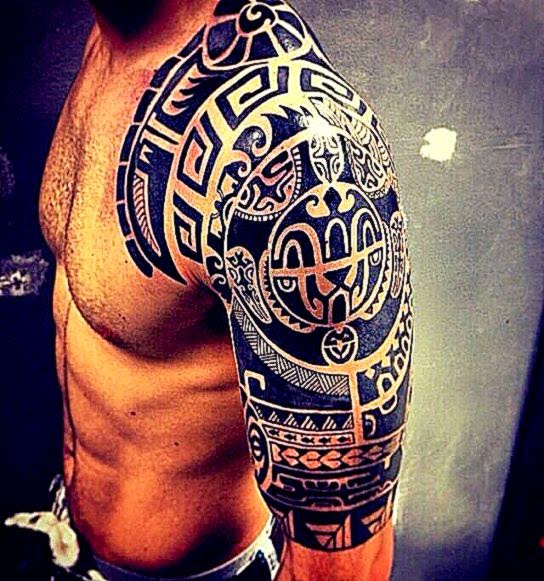 Shoulder Tattoos For Men   Mens Shoulder Tattoo Ideas