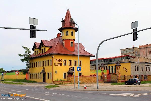 budynek cudak - Ostrowiec Świętokrzyski