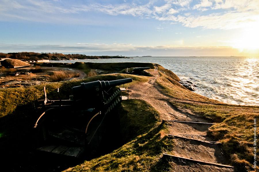 Суоменлинна (финская крепость)