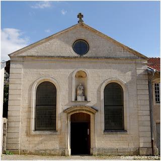 Chapelle de Blanzey 30 septembre 2012