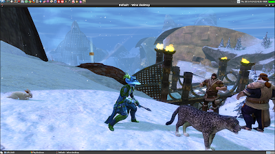 Guild Wars 2 on (Linux) Lubuntu 64-bit