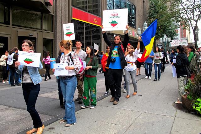 proteste Rosia Montana 2013