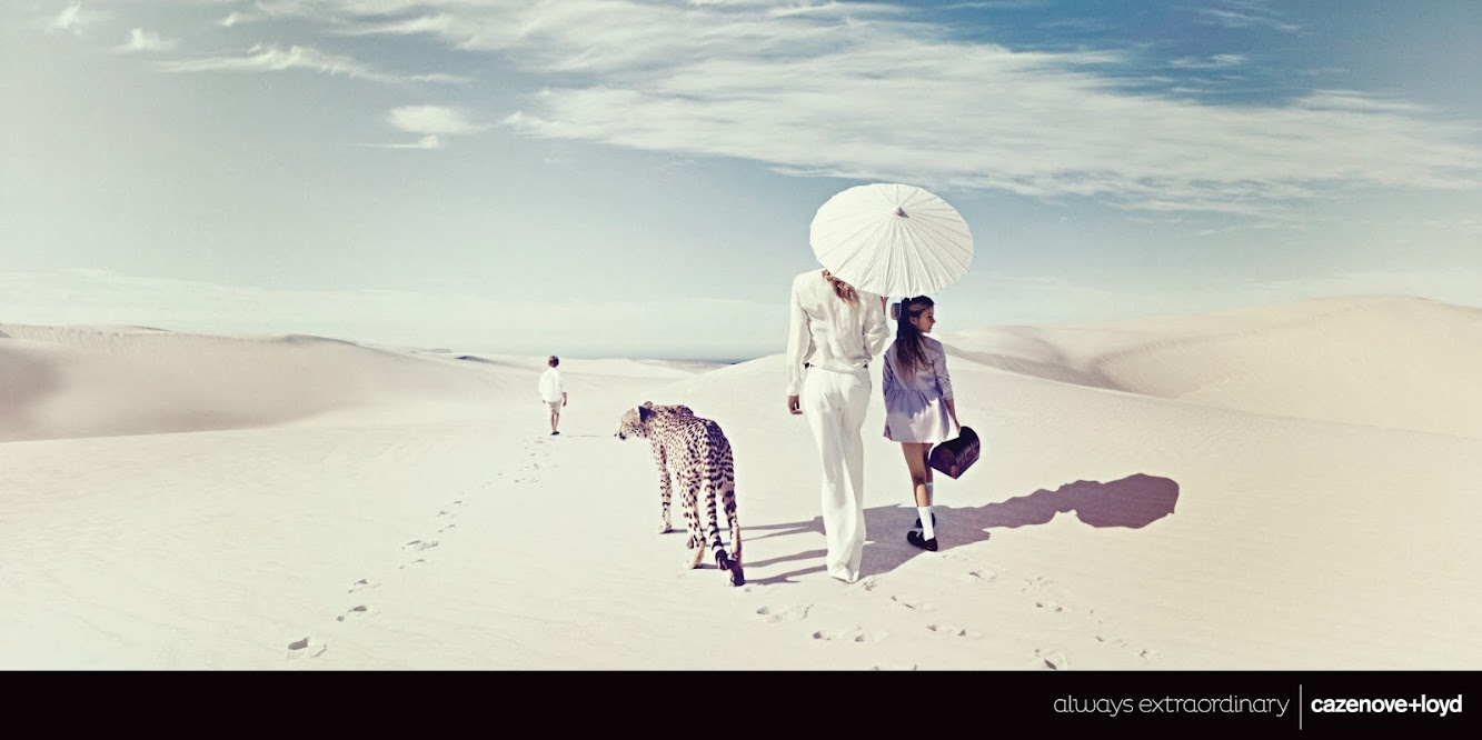 Fold7 Unveils New Campaign For Luxury Travel Brand cazenove + loyd