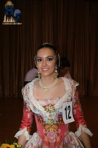Beatriz Mondejar Marco / Falla Sueca - Literato Azorín