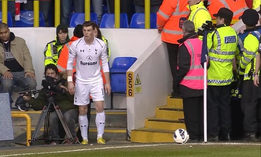Bale, Tottenham HotSpur - Arsenal