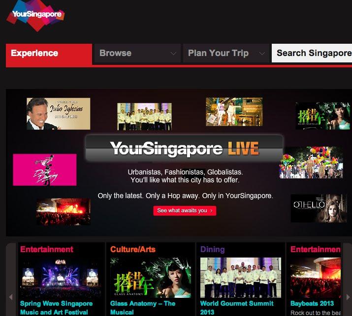 Happening in Singapore