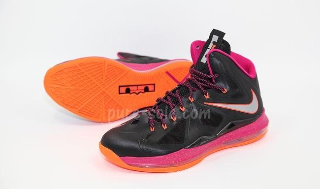 Nike LeBron 10 X Miami Floridian