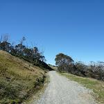 Walking along Merritts Traverse (272438)