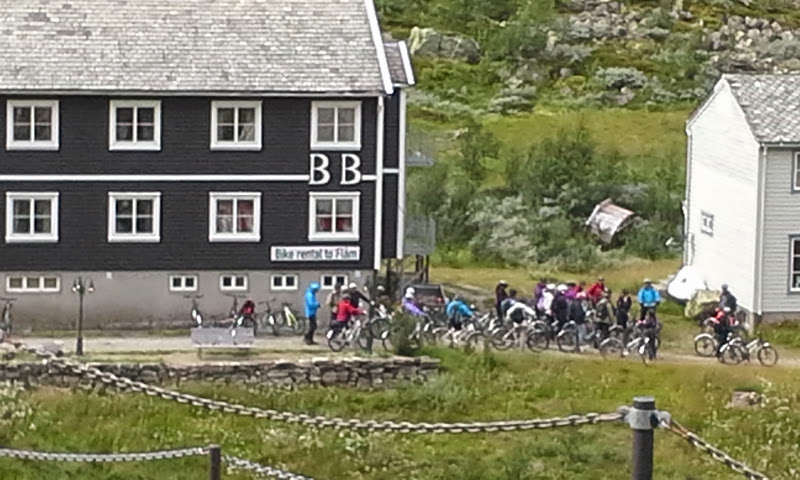 bike rental to Flam