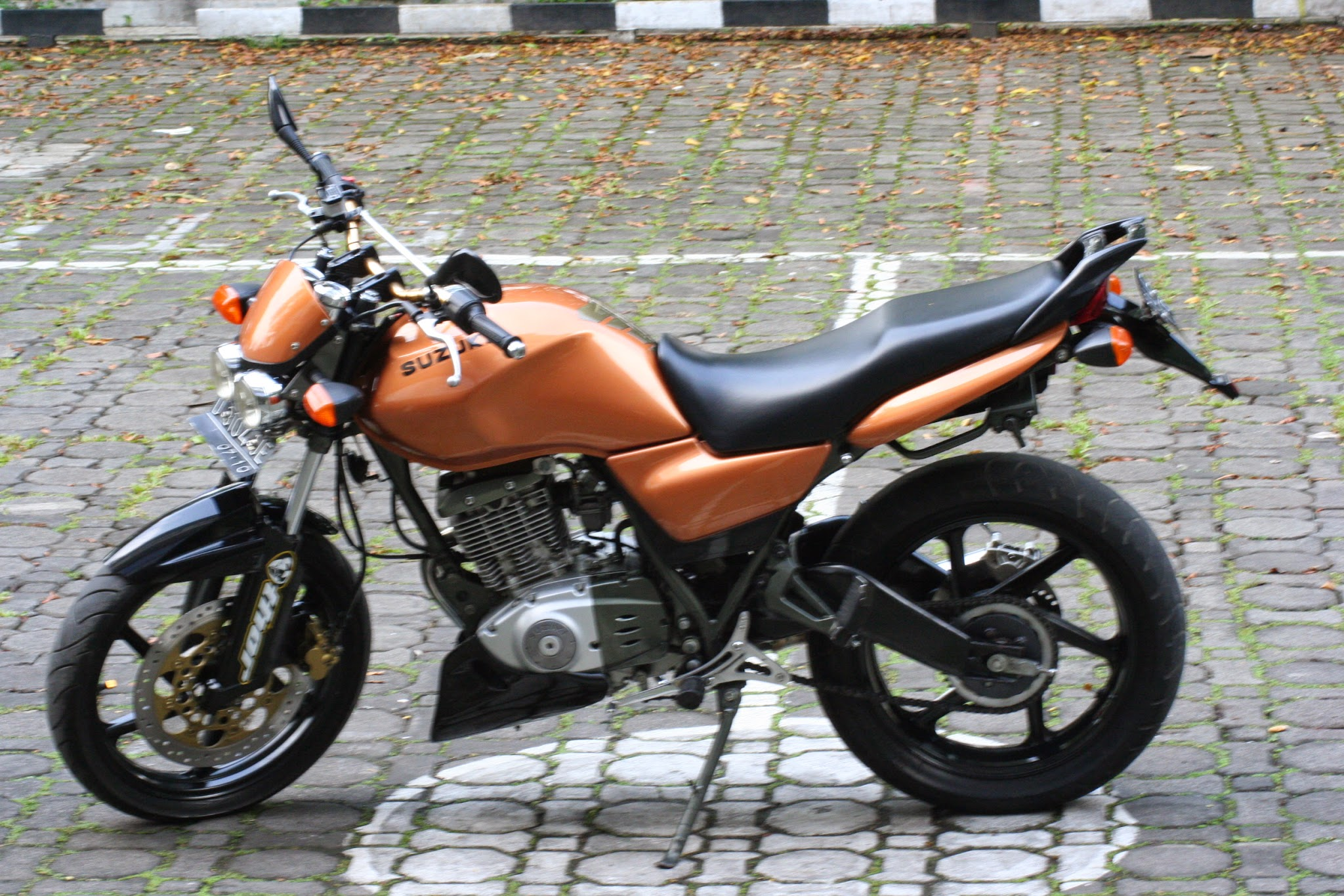 Thunder 125 Modifikasi Cb