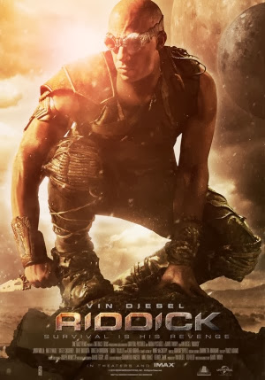 Riddick 3 (Dual Audio) DVDRip XviD
