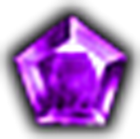 星芒紫寶石