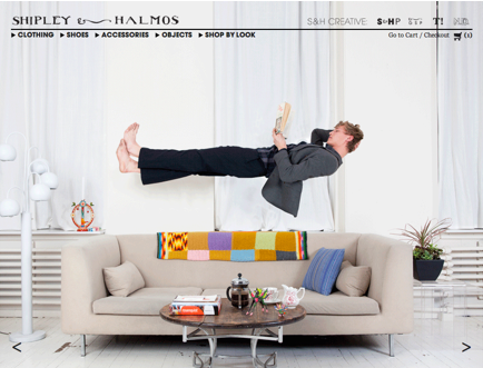Shipley & Halmos E-Commerce Website