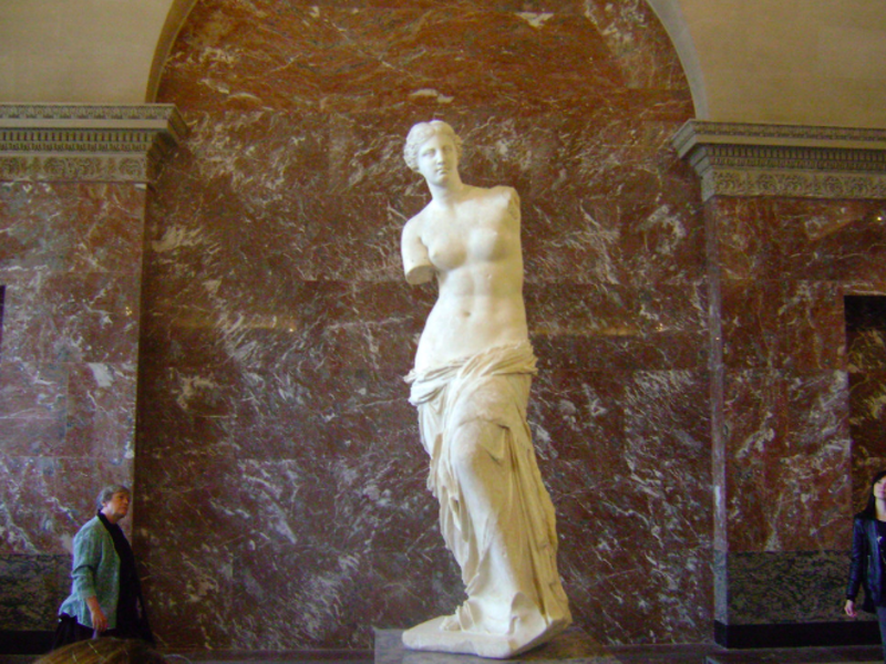 Heritage: Return Venus de Milo please: Greeks make formal request to Louvre