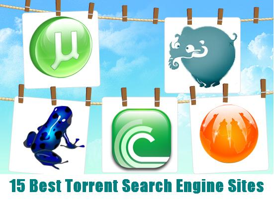 15 Best Torrent Search Engine Sites