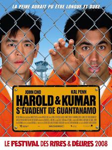 Harold And Kumar Đào Thoát Khỏi Vịnh Guantanamo - Harold Và Kumar Escape From Guantanamo Bay poster