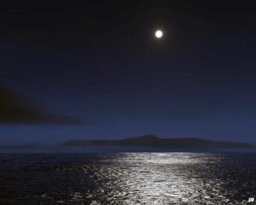 Lunar Scrying