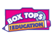 photo of Box Tops for Education logo