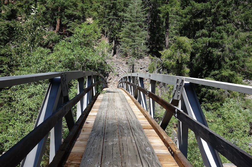 Trinity Alps – North Fork Coffee Creek (07/14)