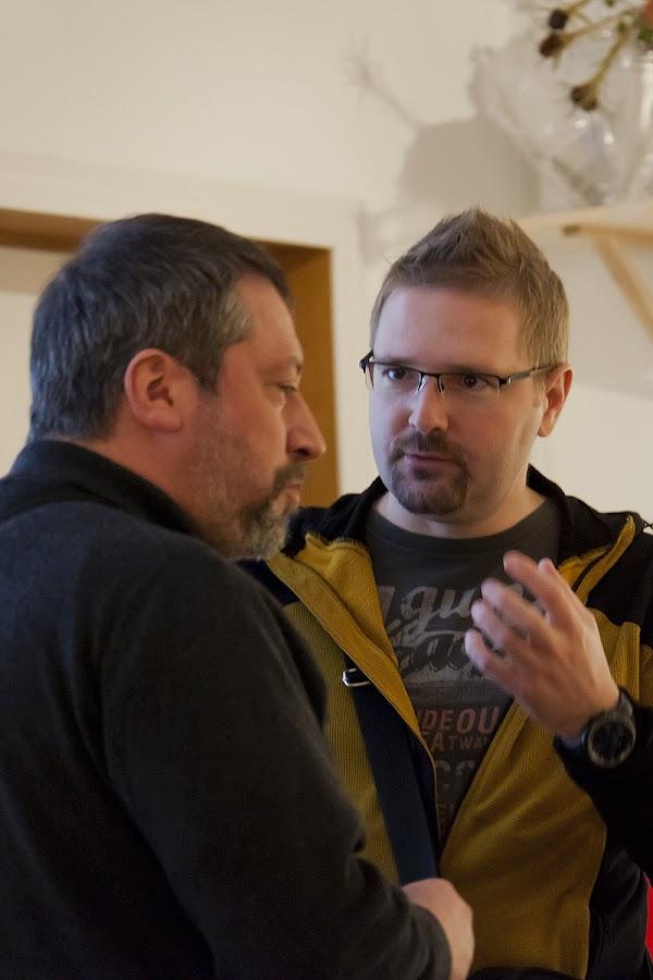 Павел Косенко и Андрей Зейгарник