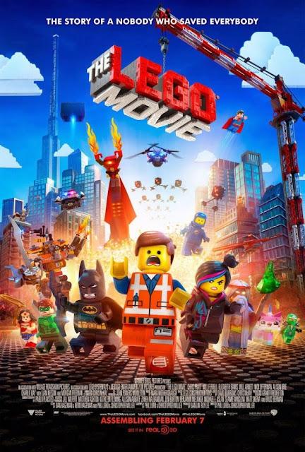 Η Ταινία Lego The Lego Movie Poster